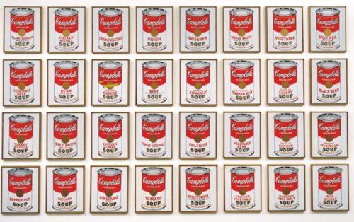 キャンベルスープ